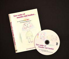 Een vader of moeder met kanker is een voorlichtings DVD. Deze dvd geeft een beeld van zowel de kinderen als de ouders. *te bestellen op www.kankerspoken.nl   foto: Jetro Fotografie ©