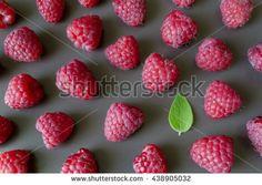 Wild raspberries Image ID:438905032 Copyright: Alina Craita