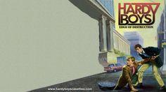 Hardy Boys Casefiles #5 Edge of Destruction Wallpaper