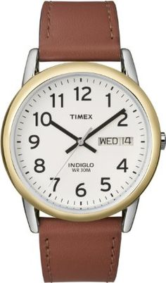 Timex Mens Watch T20011Pf Easy Reader Dial