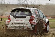 Me likey. Dirt, please! Honda Jazz, Honda Fit, Honda Motorsports, Porsche, Audi, Japan Cars, Indy Cars, Rally Car, Car Pictures