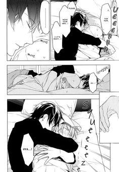 Ten Count by Takarai Rihito - MangaHere Mobile | This kind of hug... 😍