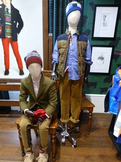 Hacking jackets for girls and padded country gilet's for boys at Hacket for fall 2013