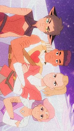 Fun Sleepover Ideas, She Ra Princess Of Power, Squad, Best Friends, Picture Wall, Aesthetic Wallpapers, Animal Crossing, Character Art, Iphone Wallpaper