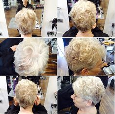 Wella perm for body and volume
