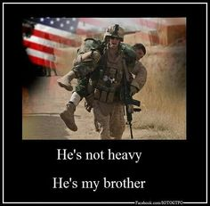 Troops - my brother