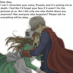 Hungary  -Hetalia....*burst into tears*...... The feels