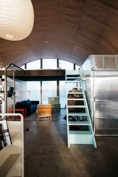 True North, the Quonset hut community, receives Progressive Architecture recognition - Curbed Detroitclockmenumore-arrow :