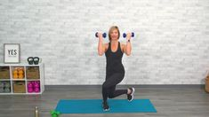 10-Minute Strength Workout for Beginners | Get Healthy U TV