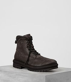 ALLSAINTS ADWELL BOOT. #allsaints #shoes #