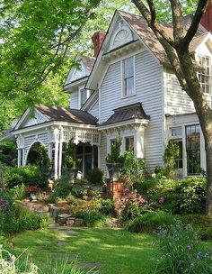 One Shabby Old House: Dreaming of new landscape