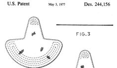 Back in the days before walk in closets there was a hat storage issue. Hats that could be stored flat became fashionable. The three patent d...