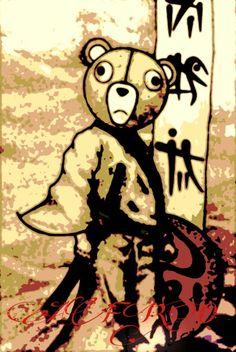 Jinno afro samurai