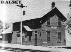 HALSEY, Nebraska - THOMAS BLAINE COUNTY - CASDE