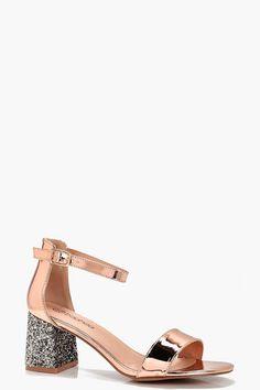 embellished low heel sandals - Nude & Neutrals N lzI8tL5v0