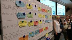 Sessionplan am Content Strategy Camp in Dieburg - wir sind im BarCamp-Fieber!