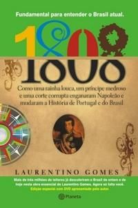 1808, by Laurentino Gomes