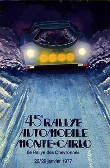 Monte Carlo Rally 77
