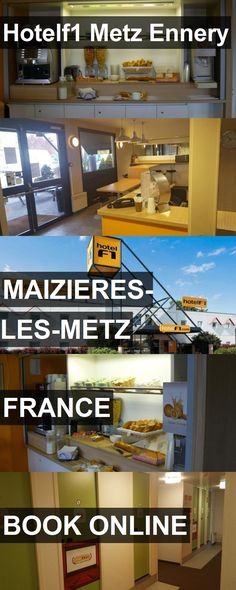 Hotelf1 Metz Ennery in Maizieres-les-Metz, France. For more information, photos, reviews and best prices please follow the link. #France #Maizieres-les-Metz #travel #vacation #hotel