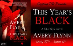 Sapphyria's Book Reviews: Blog Tour & Giveaway:  This Year's Black (A Killer...