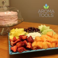 This creamy and refreshing fruit dip incorporates the benefits of pure, therapeutic-grade essential oils. Try serving this dip with fresh fruit at your next essential oils event!