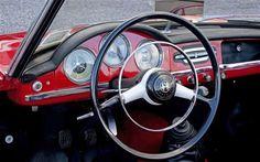 Alfa Romeo Giulietta Spider 1956