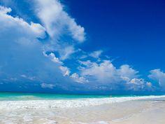 Playa Blanca Beach, Cayo Largo, Cuba
