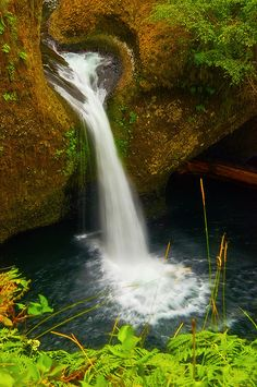 Cascade Locks, Oregon,