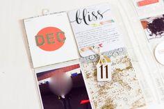 December Daily - Tag 11 bis 15