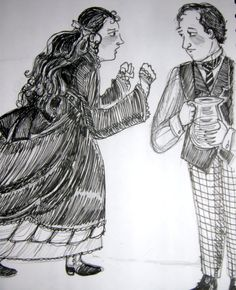 'Ludlin': Julia accuses Michal of being... by crowqueenuk.deviantart.com on @deviantART