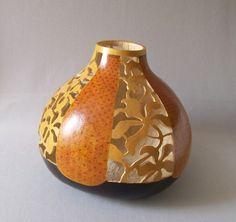 gourd by Lynn Thomas