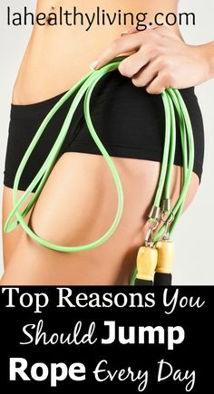 Top Reasons You Should Jump Rope Every Day