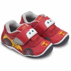 CARS Lightning McQueen SRT Shoes by Stride Rite®
