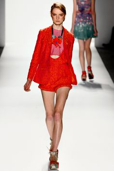 Timo Weiland Spring 2012 Ready-to-Wear