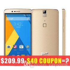 Best Smartphone Original Elephone P8000 Android 5.0 Phone 3g Ram 16g Rom 4g Lte Mtk6753 64bit Octa Core 4165mah Fingerprint Id 5.5 Nfc Smartphone 4g From Easycome, $182.07  Dhgate.Com