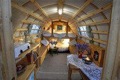 Gregs Gypsy Bowtop Caravans - Home