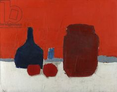 Nature morte - Nicolas De Stael