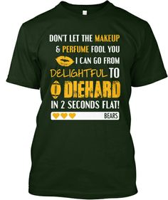 My new Baylor Football Tee