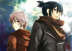 Tags: Anime, No.6, Nezumi (No.6), Sion (No.6)
