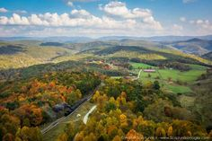 Cass in West Virginia by Walter Scriptuna ll