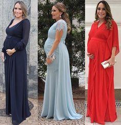 Vestido festa mamães #vestido #festa