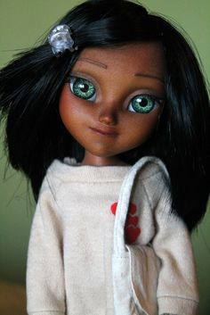 Makies dolls are customized dolls that are 3d printed.