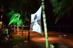 Movie night under the stars at Cinema Paradiso. #evasonanamandara #nhatrang #vietnam.