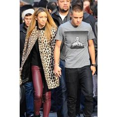 Danielle Peazer y Liam Payne regresan como pareja Noticias y Chismes... ❤ liked on Polyvore featuring one direction, payzer, danielle peazer, liam and pics