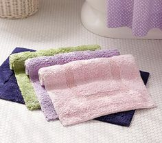 Classic Bath Mat #PotteryBarnKids in Pink