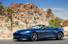 The NEW Aston Martin Vanquish Volante Revealed