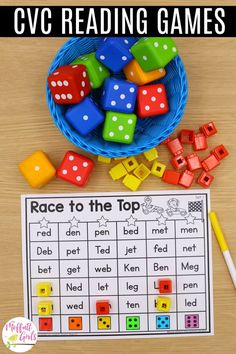Phonics Made Fun Level A (Short e Words) Hands-on, engaging, and systematic phonics for beginning readers! This short e packet is part of Phonics Made Fun Level A Bundle! Included in this bundle