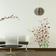 Large Cherry Blossom Tree Branches Nursery Room Wall Decor Decal Sticker Vinyl | eBay