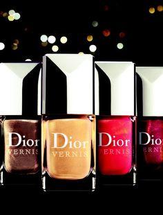 Dior Nail-polish.