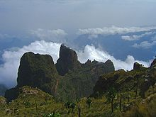 Semien Mountains - Wikipedia, the free encyclopedia